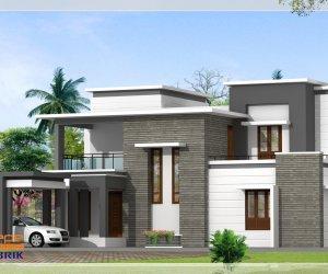 Zebrine Steel House